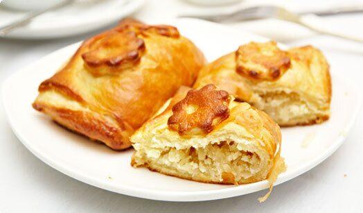 штолле пирог с капустой калорийность